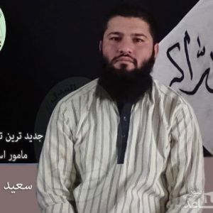 کلیپی از سرباز ایرانی ربوده شده در میرجاوه منتشر شد