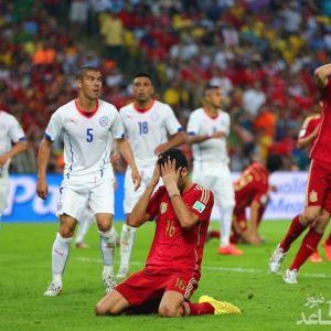 آیا چهارشنبه سیاه برای تیم اسپانیا تکرار خواهد شد ؟