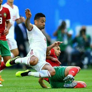 (فیلم)مصاحبه امید ابراهیمی با فیفا، قبل از بازی با اسپانیا