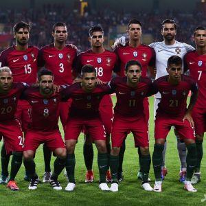 احتمال غیبت دو ستاره پرتغال مقابل ایران