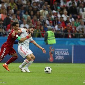 اسپانیا از جام جهانی حذف میشود!