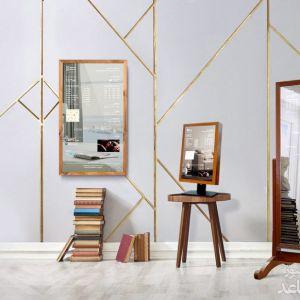 (عکس)آینه ای جادویی با قابلیت سخنگویی اختراع شد