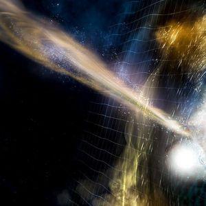 تشخیص طلای تقلبی با لیزر
