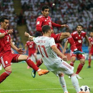 ایران در جام جهانی ۲۰۱۸ تاریخ ساز میشود.