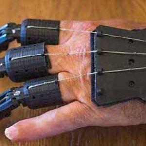 (فیلم) انگشتان مصنوعی با کارکرد طبیعی
