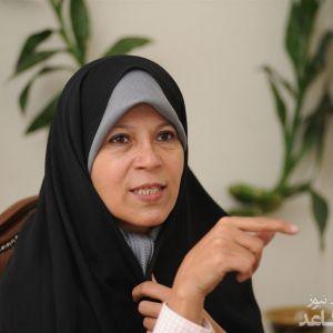 فائزه هاشمی: تا دیر نشده با آمریکا مذاکره کنید