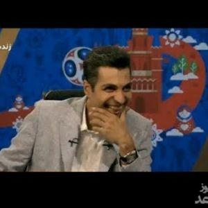 (فیلم) خاطره جالب فردوسی پور از مسابقه گزارشگری!