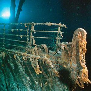 عملیات فوق سری آمریکا برای کشف کشتی تایتانیک
