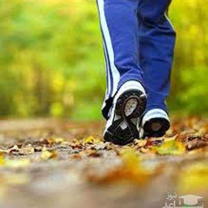بهترین روش پیاده روی برای کالری سوزی و لاغری