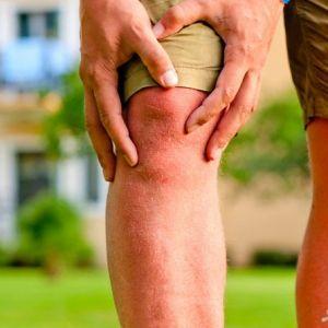علت خم شدن ناگهانی زانو به هنگام راه رفتن چیست؟