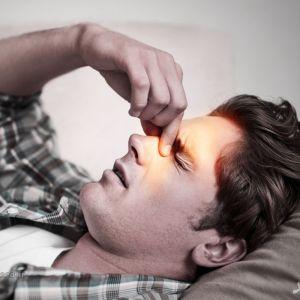 درمان عفونت های سینوسی با روغن های طبیعی