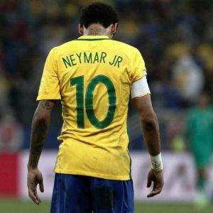 (فیلم) خنده دارترین شوخی با نیمار برزیلی / دنیا خندید