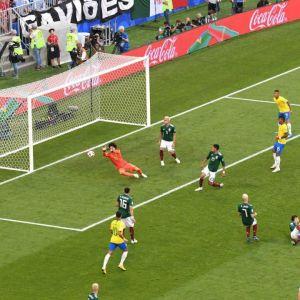 (ویدئو) تمامی گلهای مرحله یک هشتم نهایی جام جهانی 2018