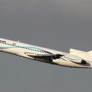 هواپیمای رشت به تهران دچار حادثه شد