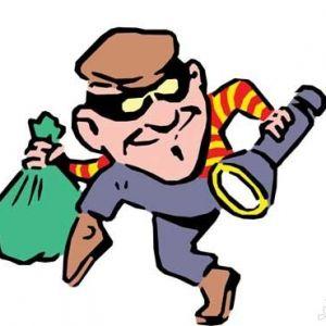 (فیلم) دزد عجیبی که ویدئوی سرقت هایش را منتشر می کند