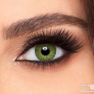 مضرات استفاده از لنزهای زیبایی و طبی