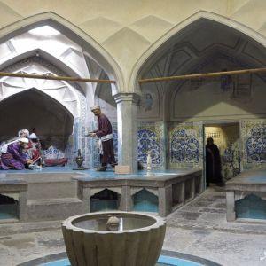 از حمام شیخ بهایی چه میدانید؟