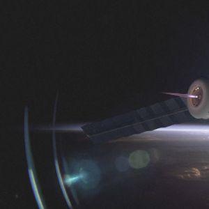 فناوری جدید، آب سوختی برای فضاپیما !