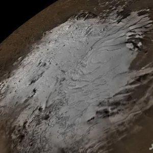 (عکس) کشف آب در مریخ!