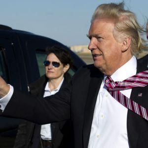 ترامپ به ایران سفر می کند!