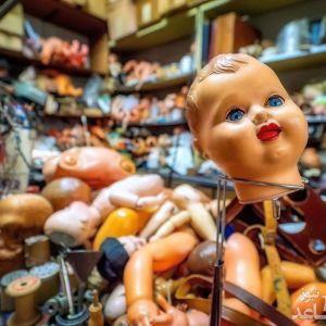 (عکس) دکتر عروسک ها در پاریس !