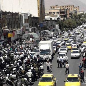 برگزاری تجمع در چند شهر ایران