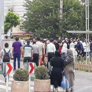در تجمع اعتراض آمیز برخی شهرها چه گذشت