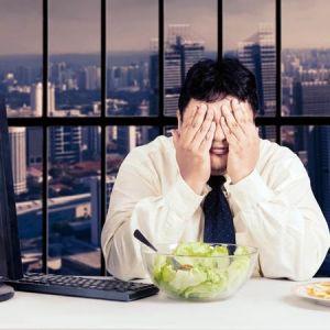 استرس چگونه موجب چاقی بدن میشود؟