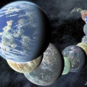 سیاره های جدید و مشابه زمین شناسایی شده اند !