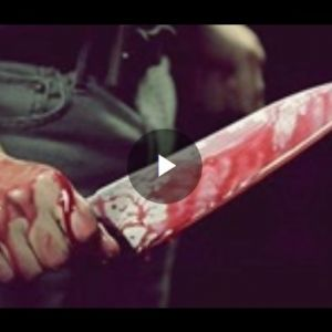 (فیلم) لحظه قتل جوان ۳۰ساله با چاقو در بازار سیداسماعیل