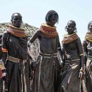 (عکس) زشت ترین نماد زیبایی یک قبیله !