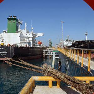 آخرین وضعیت صادرات نفت ایران !