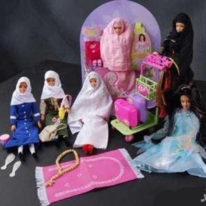 (عکس) تجارت به نام دین با عروسک فولا !
