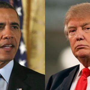 دوئل پنهان ترامپ و اوباما