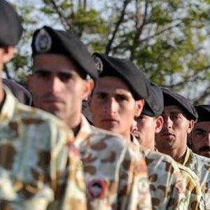 ۴۰ درصد سربازان تحصیلات دانشگاهی دارند