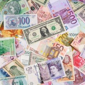 قیمت دلار و نرخ ارزها امروز دوشنبه 22 مرداد 97