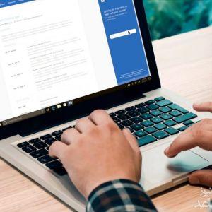 نوشتن رزومه قوی با رزومه ساز مایکروسافت