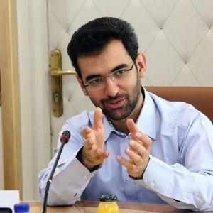 (عکس) واکنش وزیر ارتباطات به چالش «فرزندت کجاست »