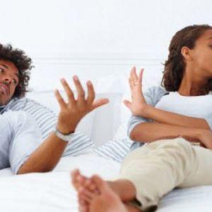 10 مشکل اساسی در ازدواج های بدون رابطه جنسی !