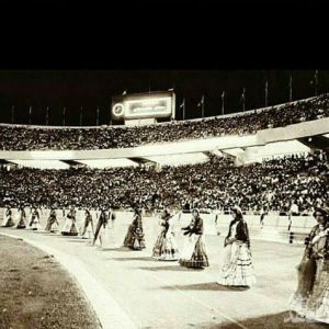 (عکس) افتتاحیه ورزشگاه آزادی
