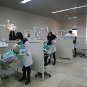 آزمون جایابی دانش آموختگان دندانپزشکی خارج از کشور