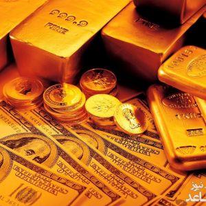 قیمت طلا و دلار در بازار امروز / 26 مرداد 97