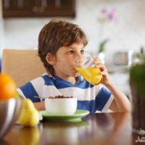 نوشیدن مایعات قندی و ابتلا کودکان به آسم