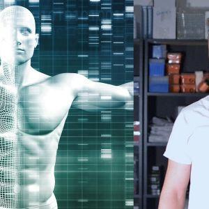 اصلاح ژن و خلق نژاد جدیدی از ابرانسان