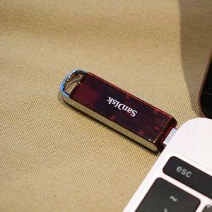 رونمایی SanDiskاز کوچکترین فلش درایو USB-C