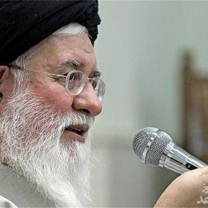 نامه علمالهدی به شمخانی درباره اتهام دخالت در ناآرامیها