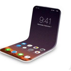 ساخت گوشی هوشمند تاشدنی توسط ال جی