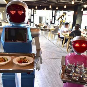 رباتی که کارهای منزل شمارا انجام می دهد!