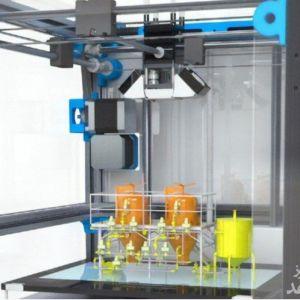 چاپگرهای 3بعدی  که دارو تولید میکنند!