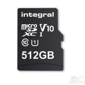 اولین حافظه میکرو اسدی 512 گیگابایتی از ماه آینده عرضه می شود